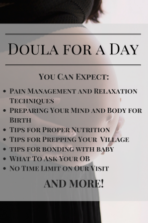Doula for a Day
